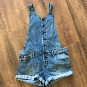 Free People Overall
